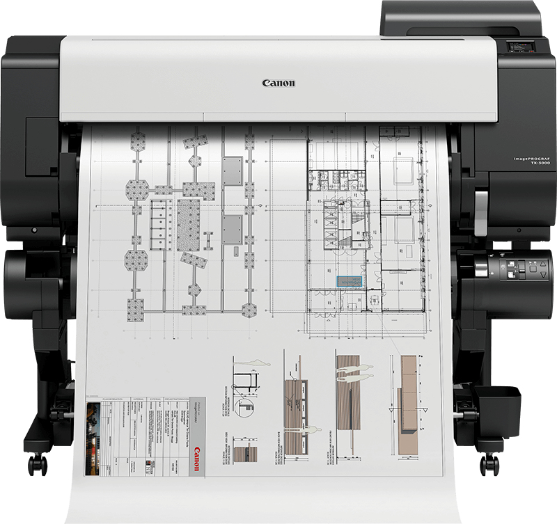 Canon imagePROGRAF TX-3000 impresora de gran formato Inyección de tinta Color 2400 x 1200 DPI A0 (841 x 1189 mm) Wifi