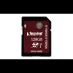 Kingston Technology SDXC UHS-I U3 (SDA3) 128GB 128GB SDXC UHS Class 3 memoria flash