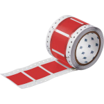 Brady PermaSleeve Heatex Red Polyolefin 500 pc(s)