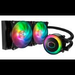 Cooler Master MASTERLIQUID ML240R RGB computer liquid cooling