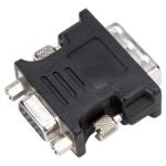 Targus ACX120EUX cable gender changer DVI-I VGA Schwarz
