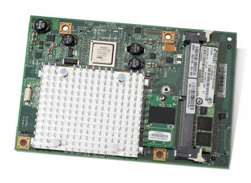 Cisco Services Ready Engine 300 ISM - Control processor - GigE - internal - for Cisco 1941, 2901, 2911, 29