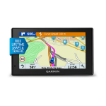 "Garmin DriveSmart 51 LMT-S Fixed 5"" TFT Touchscreen 173.7g Black navigator"