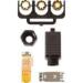 Axis 5700-161 conector 2-pin, 4-pin, 1-pin