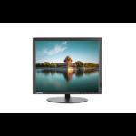 Lenovo ThinkVision T1714p 43,2 cm (17 Zoll) 1280 x 1024 Pixel SXGA LED Schwarz