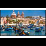 "Vestel PEH55F35/6 signage display 139.7 cm (55"") LED 4K Ultra HD Digital signage flat panel Black"