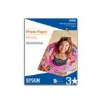 "Epson Photo Paper Glossy 8.5"" x 11"" 20s papel fotográfico dir"