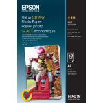 Epson Value Glossy Photo Paper Fotopapier Mehrfarbig Glanz A4 (210x297 mm)