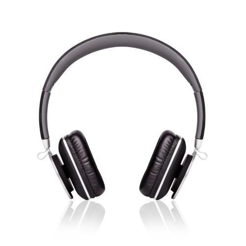Veho 360° Z8 Headphones Head-band Aluminium,Black