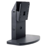 "Peerless PLT-BLK 50"" Black flat panel desk mount"
