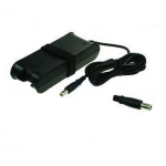 2-Power CAA0689B Black power adapter/inverter