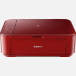 Canon PIXMA MG3650 Inkjet A4 Wi-Fi Red