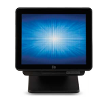 "Elo Touch Solution X2 All-in-one 2GHz J1900 15"" 1024 x 768pixels Touchscreen Black POS terminal"
