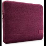 "Case Logic Reflect REFPC-114 Acai notebooktas 35,6 cm (14"") Opbergmap/sleeve Bordeaux rood"