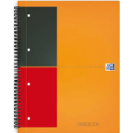 Elba Activebook A4 80sheets Orange writing notebook