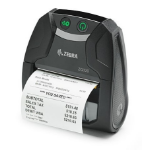 Zebra ZQ320 label printer Direct thermal 203 x 203 DPI Wired & Wireless