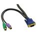 C2G 10m KVM Cable HD15 VGA M/M