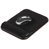Kensington Height Adjustable Gel Mouse Pad Black