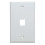 Weltron 44-791 outlet box White