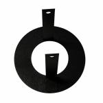 Newstar Ceiling mount cover for FPMA-C100 & FPMA-C100SILVER (51 mm diameter) - Black