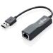 Fujitsu USB 2.0 LAN Ethernet 100Mbit/s networking card