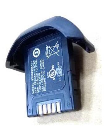 Zebra BTRY-HS3100-HS1-08 pieza de repuesto para ordenador de bolsillo tipo PDA Batería