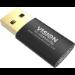 Vision TC-USB3AC-BL adaptador de cable USB-A USB-C Negro, Plata