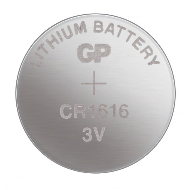 GP Batteries 2181 household battery Single-use battery CR1616 Lithium