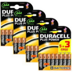 Duracell 32x AAA 1.5V Alkaline 1.5V non-rechargeable battery