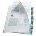 Esselte Index Pockets photo album Transparent