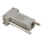 Black Box FA4509M-GY cable gender changer DB9 RJ45 Grey