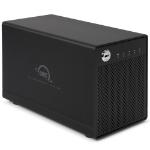"OWC ThunderBay 4 mini HDD/SSD enclosure 2.5"" Black"