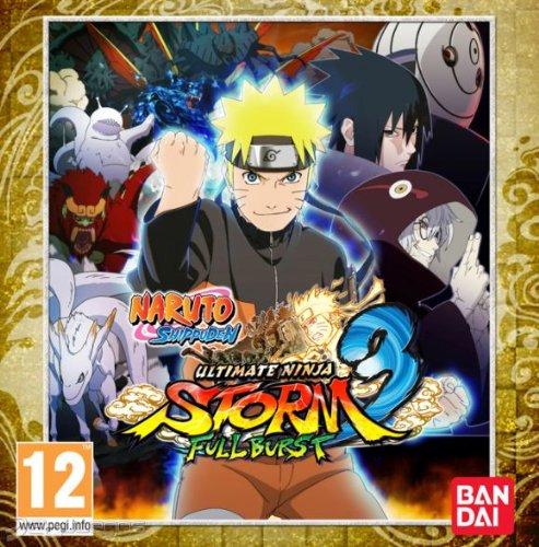 Namco Bandai Games Naruto Shippuden: Ultimate Ninja Storm 3 Full Burst Basic+DLC PC Videospiel