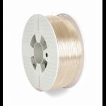 Verbatim 55059 3D printing material Polyethylene Terephthalate Glycol (PETG) Transparent 1 kg