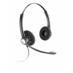 Plantronics Entera HW121N-USB-M Monaural Head-band Black