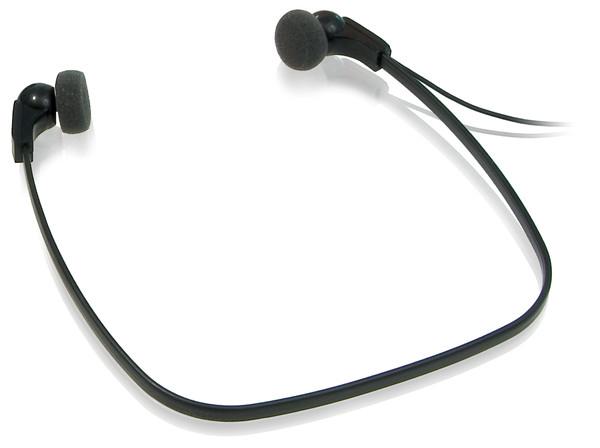 Philips LFH0334 Black Intraaural Under-chin headphone