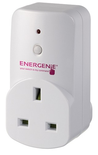 EnerGenie MIHO004 smart plug White 3000 W