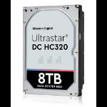 """Western Digital Ultrastar DC HC320 3.5"""" 8000 GB Serial ATA III"""