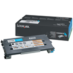 Lexmark C500S2CG Toner cyan, 1.5K pages @ 5% coverage