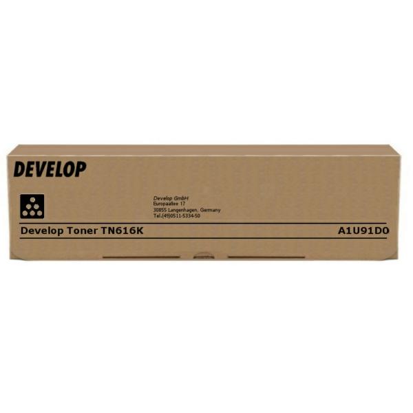 Develop A1U91D0 (TN-616 K) Toner black, 41.5K pages