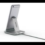 Kanex K8PDOCK Smartphone Silver mobile device dock station