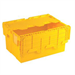 VFM ATTACHED LIDDED BOX YELLOW 375817
