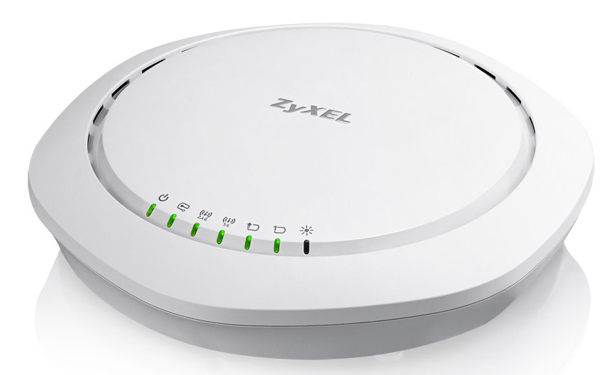 ZyXEL WAC6503D-S 1167Mbit/s Power over Ethernet (PoE) White WLAN access point