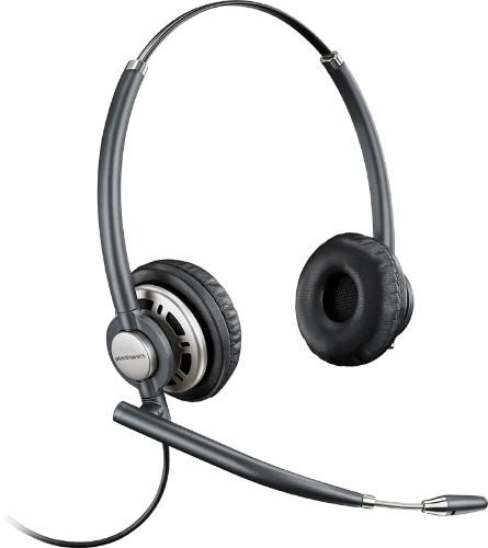 Plantronics Encorepro HW 720D Headset Head-band Black,Silver