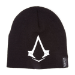 ASSASSIN'S CREED Syndicate Brotherhood Crest Beanie, Unisex, Black/White (KC051331ACS)