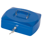Q-CONNECT KF02624 money box Blue