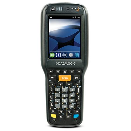 Datalogic Skorpio X4 handheld mobile computer 8.13 cm (3.2