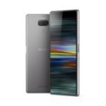 Sony Xperia 10 15,2 cm (6 Zoll) 3 GB 64 GB Dual-SIM 4G Silber 2870 mAh