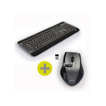 Port Designs SILENT PACK 2 IN 1 KEYBOARD + MOUSE