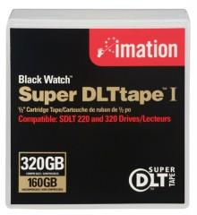 Black Watch Super Dlt Tape I 160/320GB 1-pk